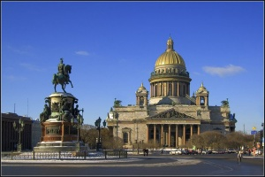 "Saint Petersburg is tended to be a ""smart city"""